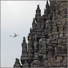 Prambanan Tempel / Yogyakarta auf der Insel Java