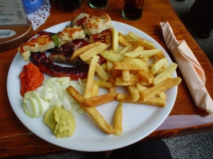 Pranzetto a Bohinj