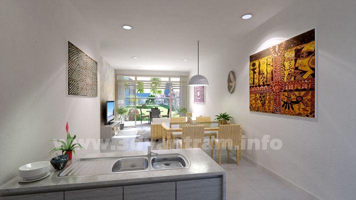 Pranzo e cucina Interior Design Studio
