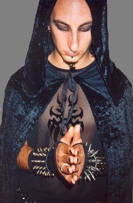 Pray in your darkest hour.(ORLOC The DARK-PRINCE.)