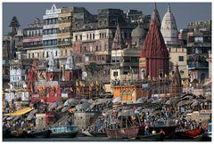 Prayag Ghat ~ Varanasi, Uttar Pradesh, Indien