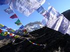 Prayer flags at Muktinath, Annapurna