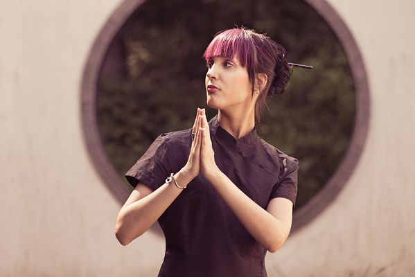 Praying To The Foreign Gods