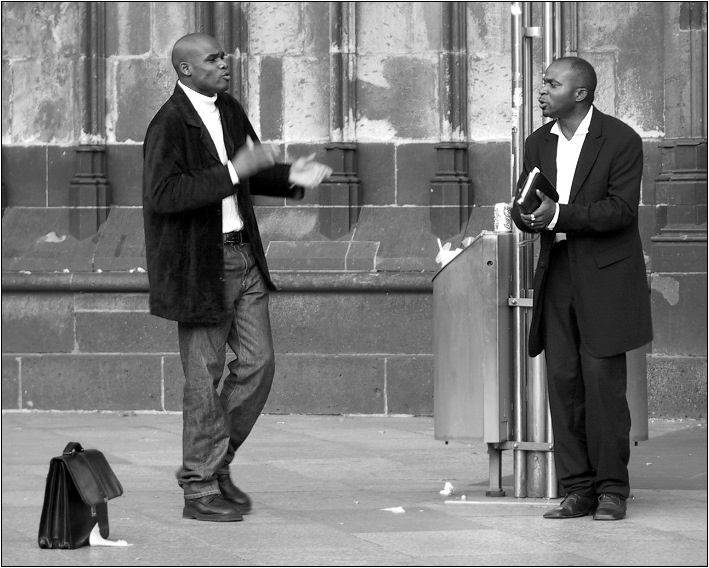 Prayingmen