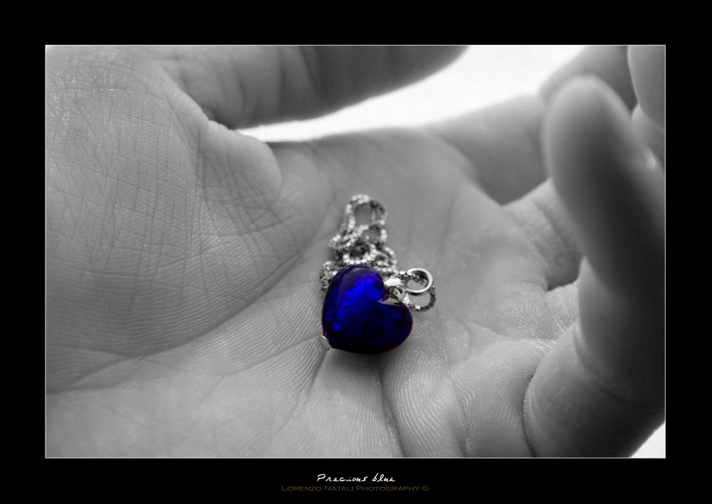 Precious Blue