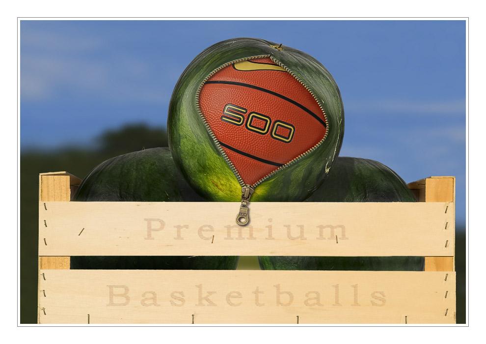 Premium Basketballs
