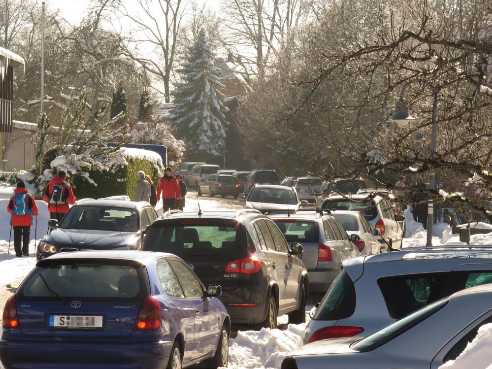 "Premium-Winterwanderweg ""Schneewalzer"""