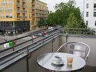 Prenzlauer Berg, Balkon Aussicht