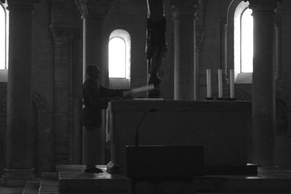 Preparazione dell'altare