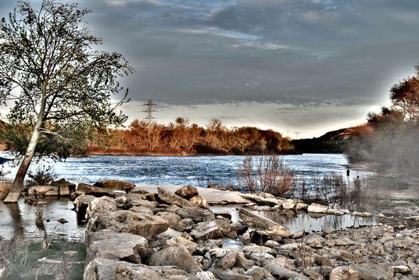 Presa del Ebro (Escatrón)