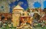 Presepio romano 2012