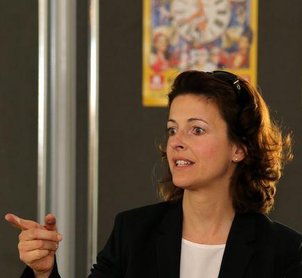 Pressechefin: Angela Weller