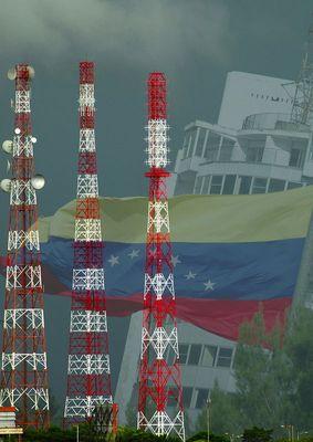 Pressefreiheit für Venezuela