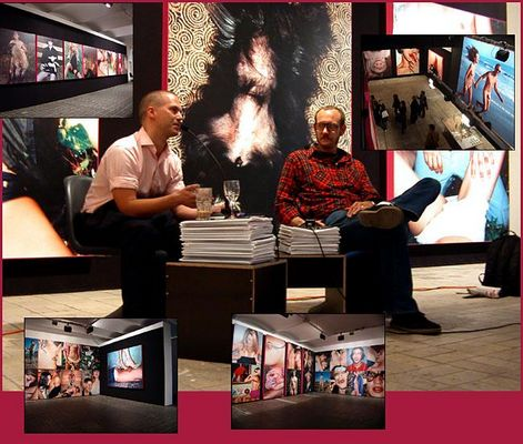 Pressekonferenz Terry Richardson