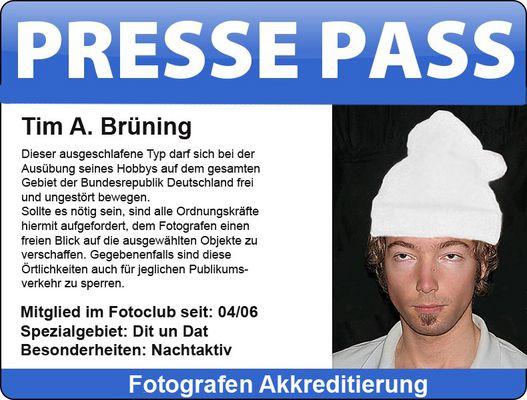 Pressepass