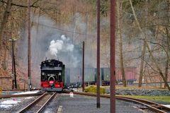 Preßnitztalbahn