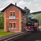 Pressnitztalbahn Pfingsten 2013