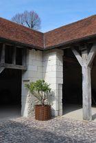 pressoir du Chateau de Riveau (37