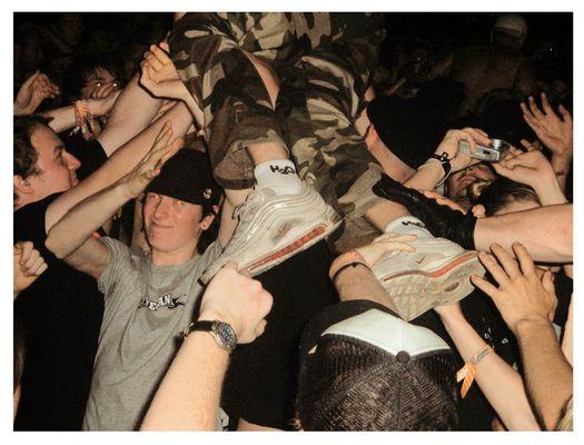 Pressure Festival 2005 Herne - Crowd
