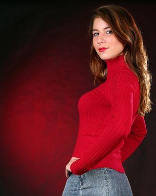 Pretty in red 02