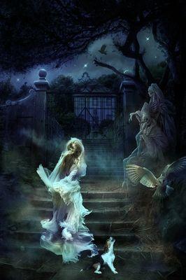 Pretty Spirit 1: Haunted Mansion