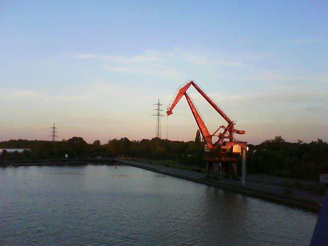 Preußen Hafen