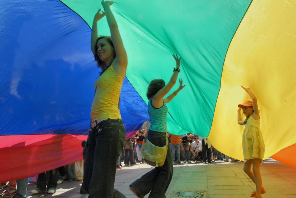 Pride Nantes 2007 - ronde