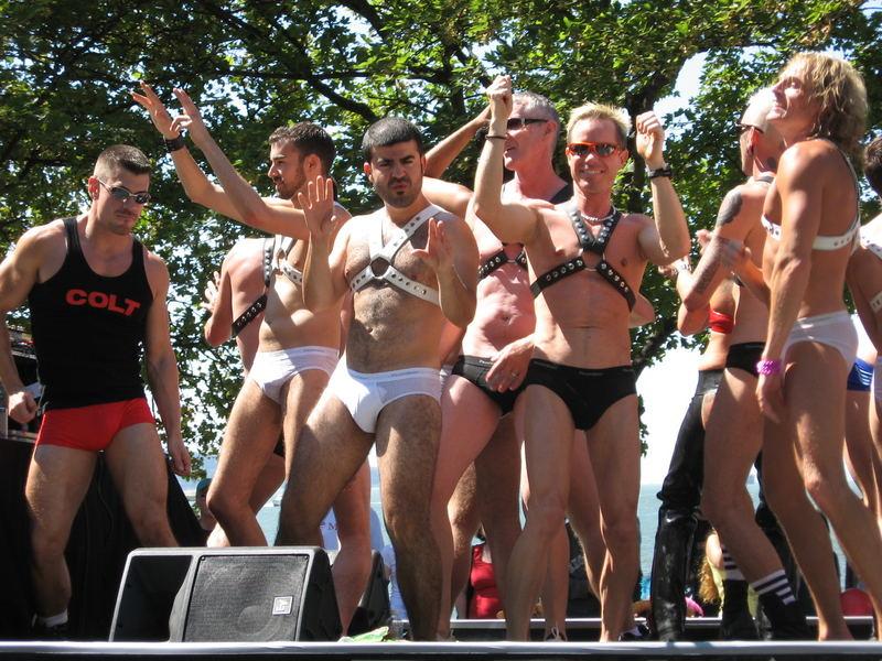Pride Parade 2007 Vancouver Canada