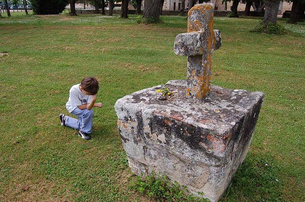 Prière du petit garçon