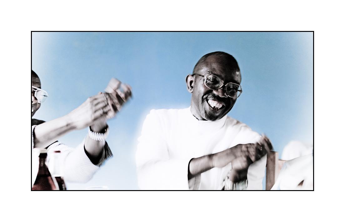 Priester, fast im Himmel. Burundi