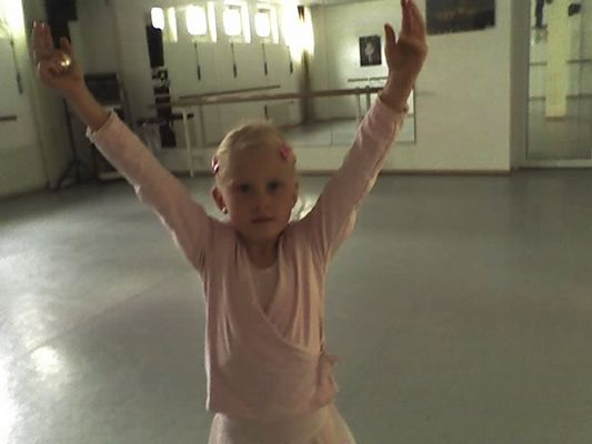 Prima Ballerina Selina
