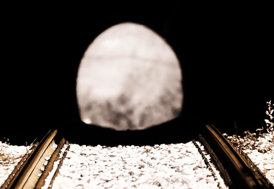 Prima del tunnel