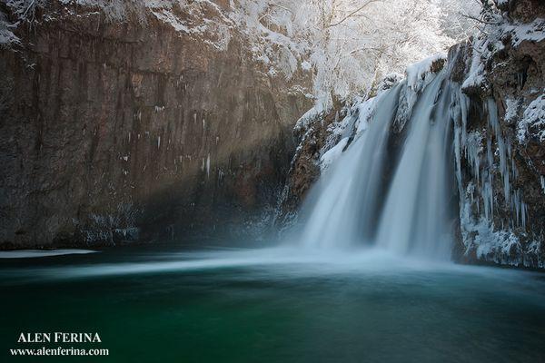 Prima goccia di fiume Korana