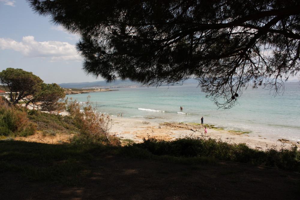 Primavera in spiaggia
