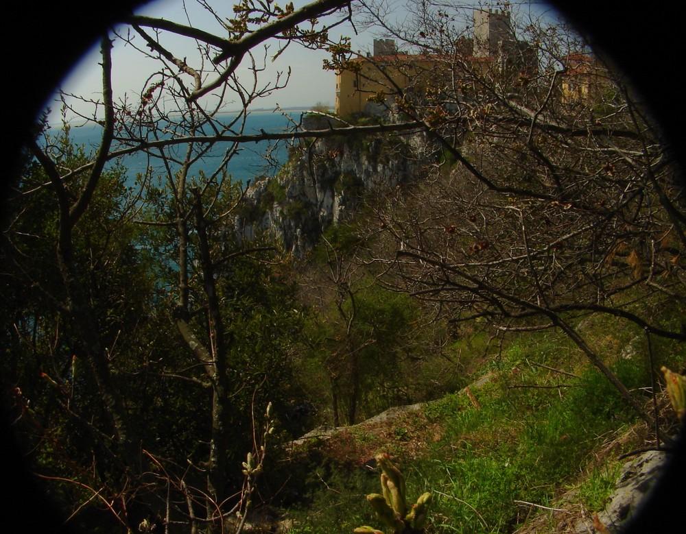Primavera sul Castello