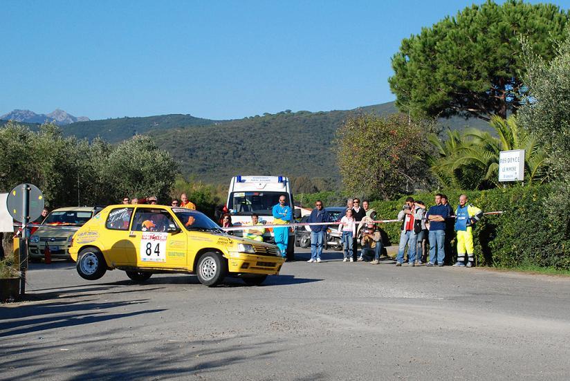 Primo Rally Ronde Isola d'Elba 3/4 nov. 2007