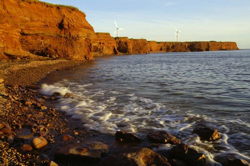 Prince Edward Island - Cape North 02