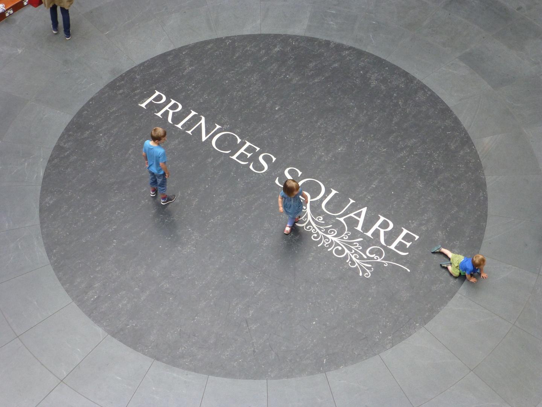 Princes Square Einkaufszentrum, Glasgow