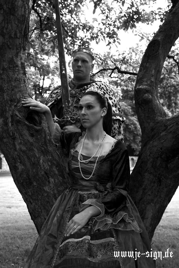 Princess and King