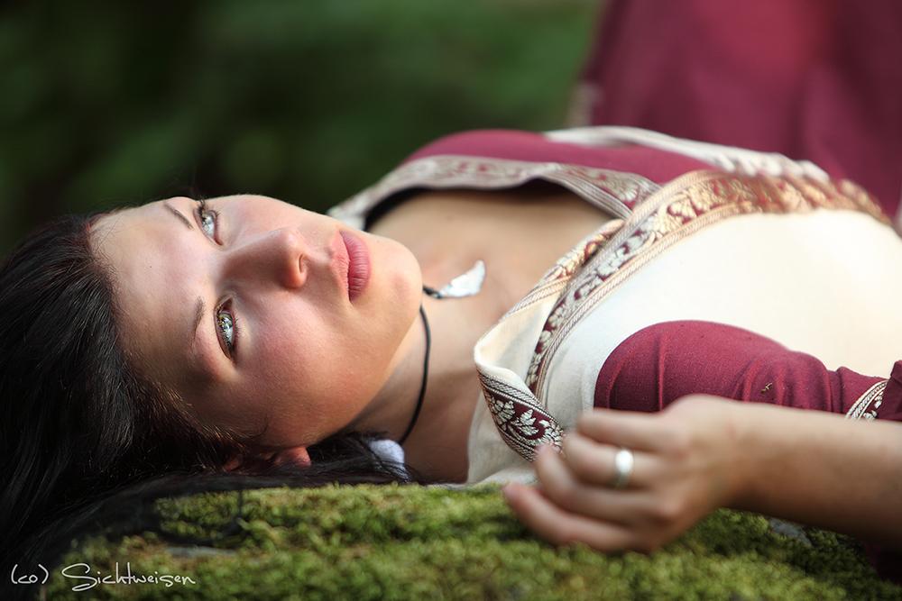 Princess dreaming