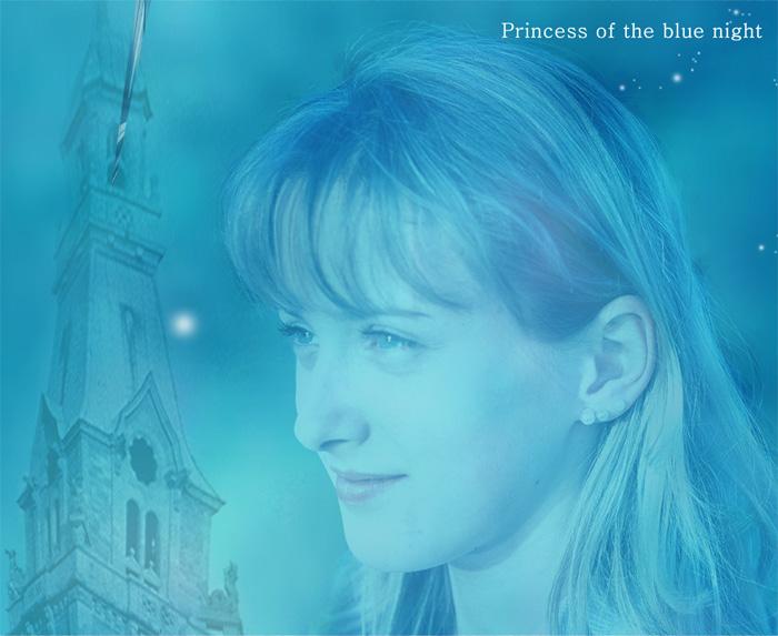 princess of the blue night