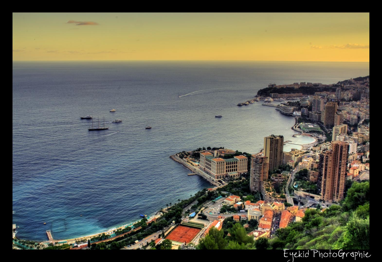 Principauté de Monaco II