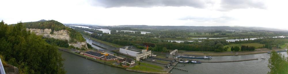 Prinz Albert Kanal Panorama