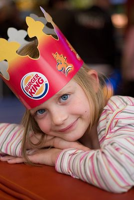Prinzessin Burger King