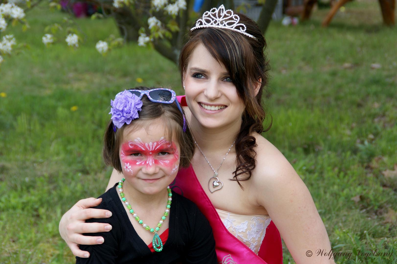 ...Prinzessin und Königin...