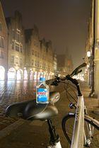 "Prinzipalmarkt im ""Nebel"""