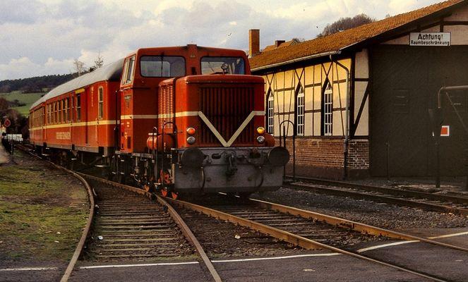 Privatbahn Gelnhausen - Bad Orb.