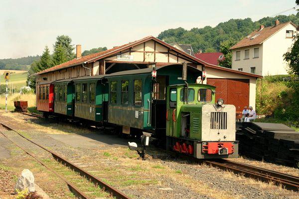 Privatbahn Gelnhausen - Bad Orb.2