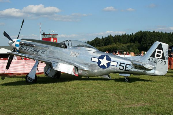 Private North American P-51D Mustang
