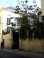 Privatschlößchen 21 rue Bonaparte